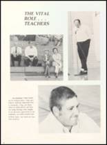1973 West High School Yearbook Page 10 & 11