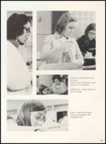1973 West High School Yearbook Page 24 & 25