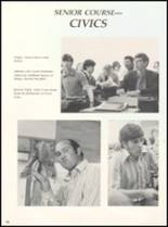 1973 West High School Yearbook Page 34 & 35