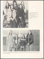 1973 West High School Yearbook Page 40 & 41