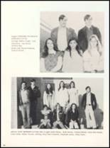 1973 West High School Yearbook Page 42 & 43