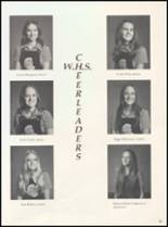 1973 West High School Yearbook Page 48 & 49