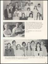 1973 West High School Yearbook Page 52 & 53