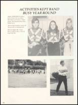 1973 West High School Yearbook Page 54 & 55