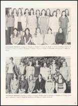 1973 West High School Yearbook Page 58 & 59