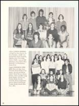 1973 West High School Yearbook Page 68 & 69