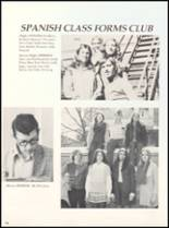 1973 West High School Yearbook Page 78 & 79