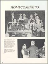 1973 West High School Yearbook Page 84 & 85