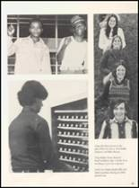 1973 West High School Yearbook Page 94 & 95
