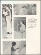 1973 West High School Yearbook Page 128 & 129