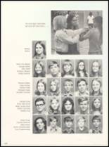 1973 West High School Yearbook Page 134 & 135