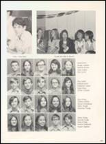 1973 West High School Yearbook Page 136 & 137