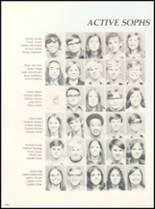 1973 West High School Yearbook Page 140 & 141
