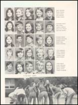 1973 West High School Yearbook Page 146 & 147
