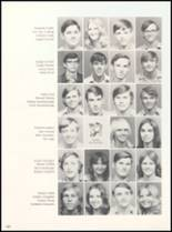 1973 West High School Yearbook Page 152 & 153