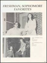 1973 West High School Yearbook Page 156 & 157