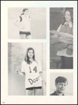 1973 West High School Yearbook Page 160 & 161