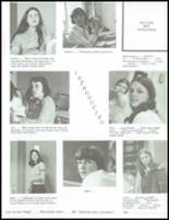 1975 North Middlesex Regional Yearbook Page 20 & 21