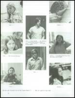 1975 North Middlesex Regional Yearbook Page 34 & 35