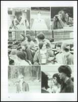 1975 North Middlesex Regional Yearbook Page 92 & 93