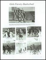 1975 North Middlesex Regional Yearbook Page 124 & 125