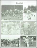 1975 North Middlesex Regional Yearbook Page 134 & 135