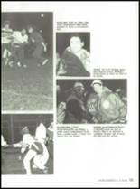 1985 Jackson High School Yearbook Page 16 & 17