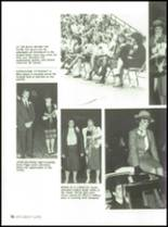 1985 Jackson High School Yearbook Page 20 & 21