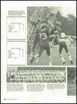 1985 Jackson High School Yearbook Page 32 & 33