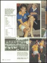 1985 Jackson High School Yearbook Page 34 & 35