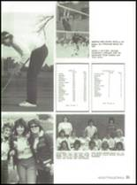 1985 Jackson High School Yearbook Page 38 & 39