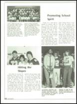 1985 Jackson High School Yearbook Page 44 & 45