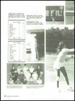 1985 Jackson High School Yearbook Page 56 & 57