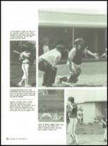 1985 Jackson High School Yearbook Page 60 & 61