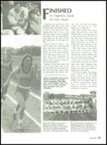 1985 Jackson High School Yearbook Page 62 & 63