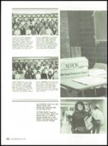 1985 Jackson High School Yearbook Page 70 & 71