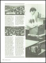 1985 Jackson High School Yearbook Page 76 & 77
