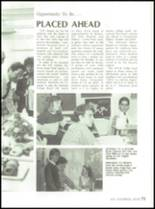 1985 Jackson High School Yearbook Page 78 & 79