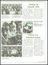 1985 Jackson High School Yearbook Page 82 & 83