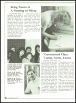 1985 Jackson High School Yearbook Page 84 & 85