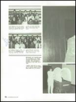 1985 Jackson High School Yearbook Page 100 & 101