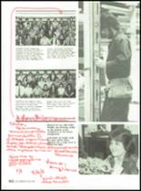 1985 Jackson High School Yearbook Page 106 & 107