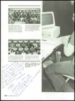 1985 Jackson High School Yearbook Page 108 & 109