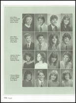 1985 Jackson High School Yearbook Page 118 & 119
