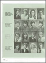 1985 Jackson High School Yearbook Page 122 & 123