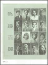 1985 Jackson High School Yearbook Page 124 & 125