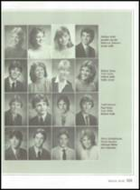 1985 Jackson High School Yearbook Page 126 & 127