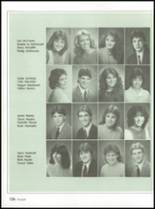 1985 Jackson High School Yearbook Page 130 & 131