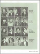1985 Jackson High School Yearbook Page 132 & 133