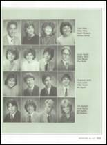 1985 Jackson High School Yearbook Page 134 & 135